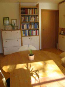 Praxis Lebensspur für Heilpädagogik und Psychotherapie | Raumansicht