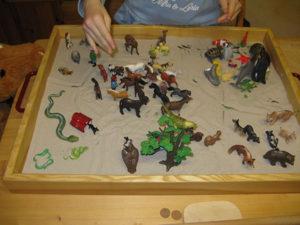 Praxis Lebensspur für Heilpädagogik und Psychotherapie | Methoden | Spieltherapie