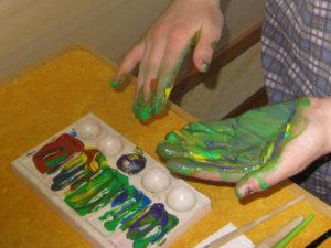 Praxis Lebensspur für Heilpädagogik und Psychotherapie | Methoden | Wahrnehmung